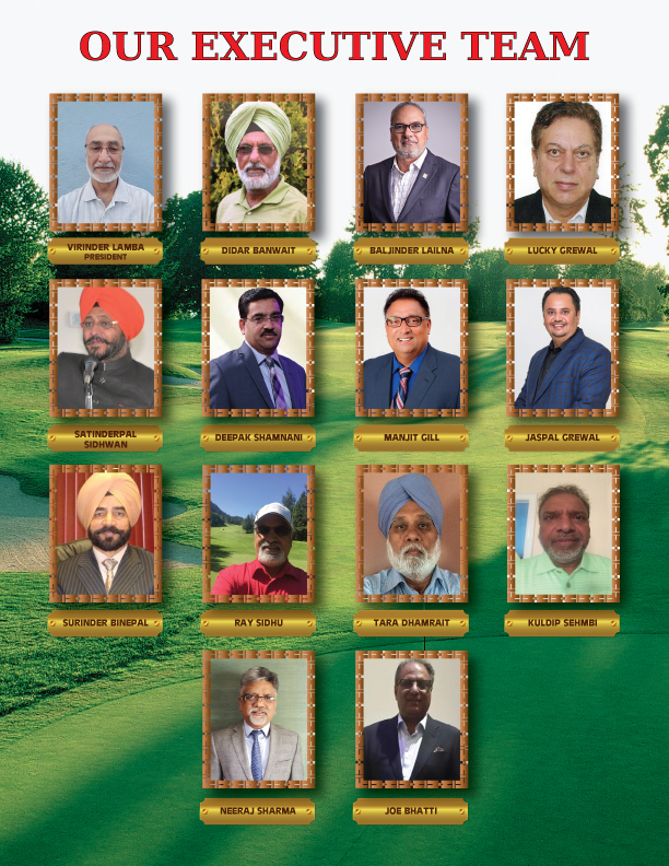 Our Executive Team